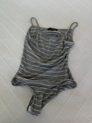 Tally Weijl Shirt Body white-light grey