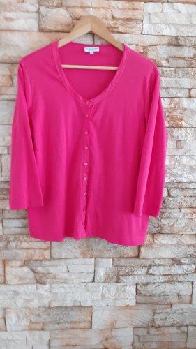 Gina Laura Kurtka o kroju koszulki różowy