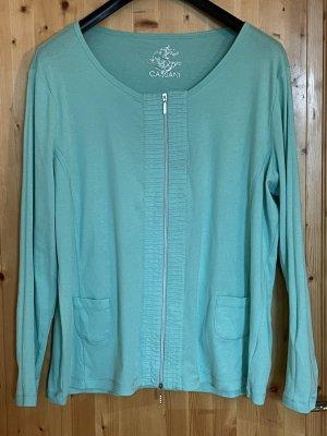 Cassani Shirt Jacket turquoise