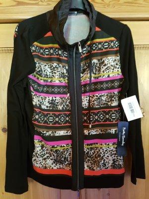 Betty Barclay Shirt Jacket multicolored cotton