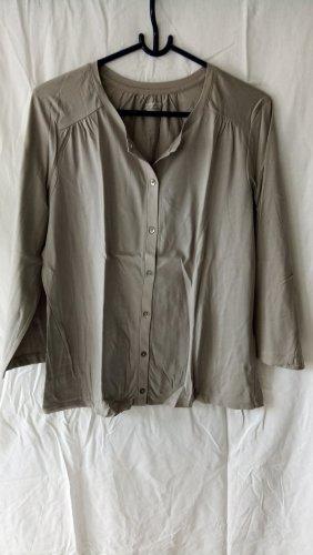 Lands' End Shirt Jacket light grey