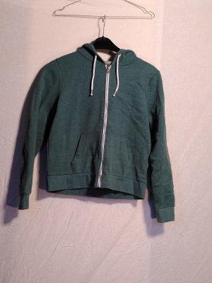 Shirtjacke Grün