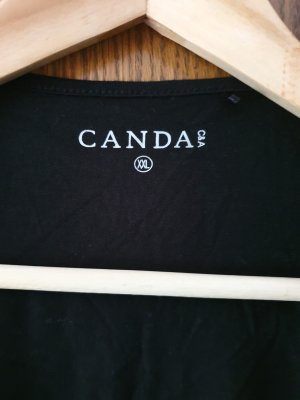 Canda Shirtjack zwart