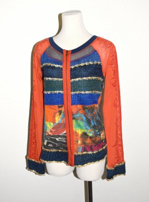 Shirtjacke von Made in Italy Gr.36