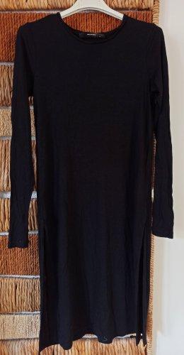 Hallhuber Robe en jersey noir