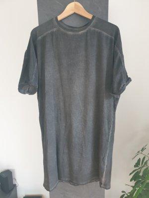 Asos Shirt Dress dark grey