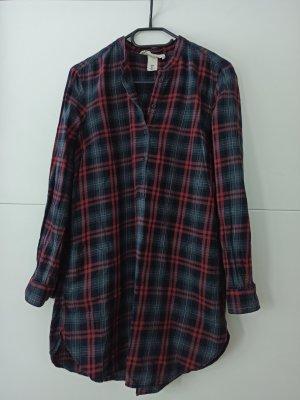L.O.G.G. H&M Vestido estilo camisa multicolor