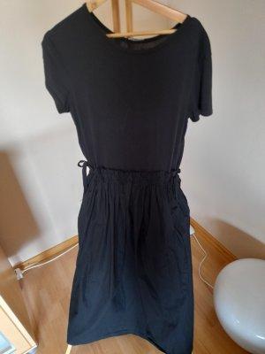 Shirtkleid Kleid Kurzarmkleid