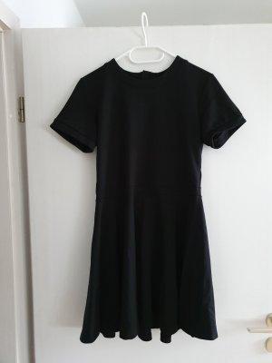 H&M Basic Shirt Dress black