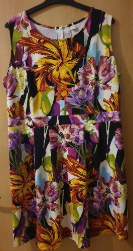 Bodyflirt Vestido estilo camisa multicolor