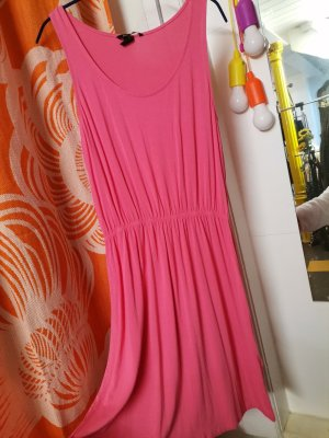 Shirtkleid pink