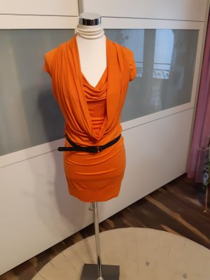 Shirtkleid _ Rinascimento _ G.S/36 _orange