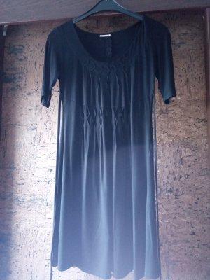 Street One Robe t-shirt noir viscose