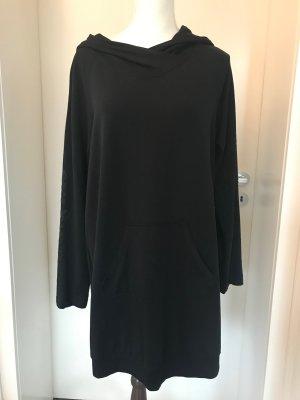 Margittes Sukienka o kroju koszulki czarny Bawełna