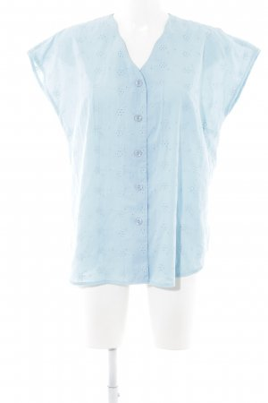 Shirt Tunic light blue
