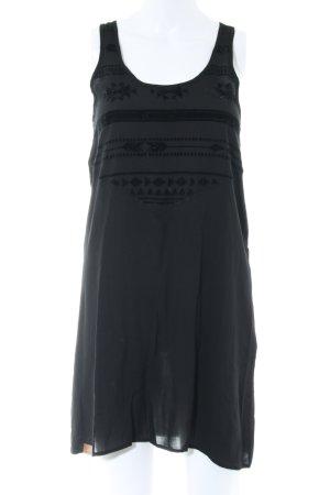 Shisha Minikleid schwarz Casual-Look