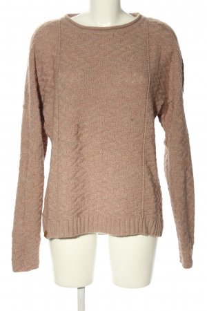 Shisha Knitted Sweater brown casual look