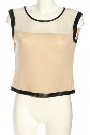 SHK Mode Cropped Top mehrfarbig Casual-Look