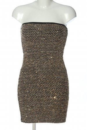 SHK Mode schulterfreies Kleid
