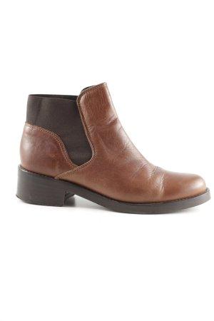 Shoe Biz Copenhagen Chelsea Boots braun Casual-Look