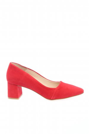 Shoe the Bear Spitz-Pumps rot Business-Look