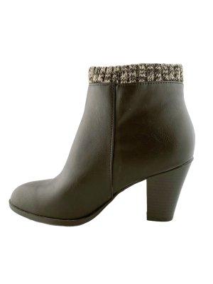 Shoedazzle Stiefelette Narci schwarz Gr. 40,5 NEU