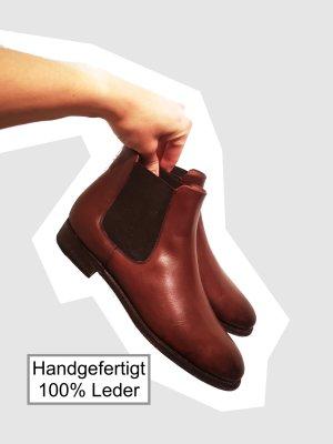 Shoepassion No. 210  Chelsea Boots Gr. 38,5 Handgefertigt Neupreis 289€