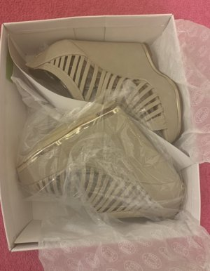Steve Madden Pumps met sleehak room-goud