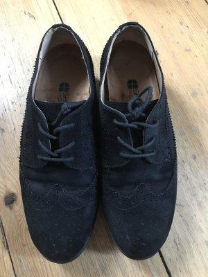 Shoes For Crews Budapester czarny