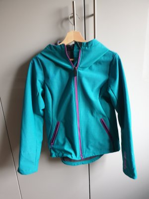 Bench Softshell Jacket turquoise