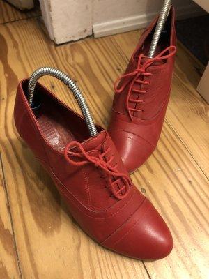 Shoot Heels / rot / Gr. 40