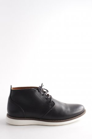 Shoot Scarpa stringata nero stile casual