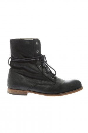 Shoot Aanrijg laarzen zwart casual uitstraling