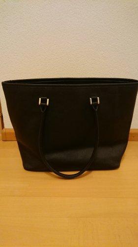 H&M Comprador negro-color oro