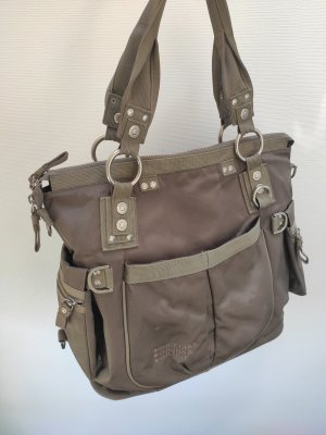 George Gina & Lucy Shopper grey brown