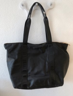 H&M Shopper black