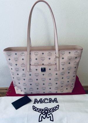 Shopper Anya Medium rosé -MCM-
