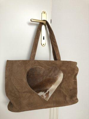 Shopper light brown