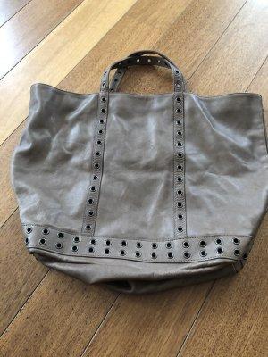 Shopper grey brown
