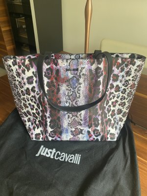 Shopper Cavalli 100% Neu Original aus Leder