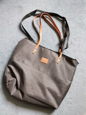 new rebels Canvas Bag anthracite