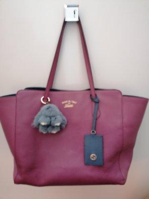 Gucci Shopper violet-violet cuir