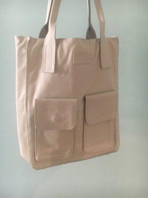Borse in Pelle Italy Shopper white leather