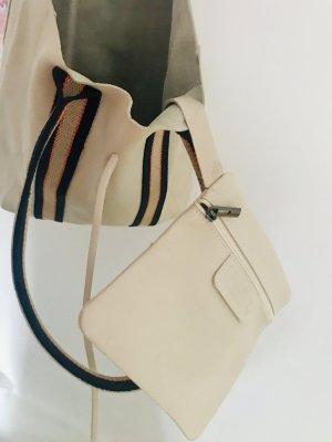 Borse in Pelle Italy Handbag oatmeal leather
