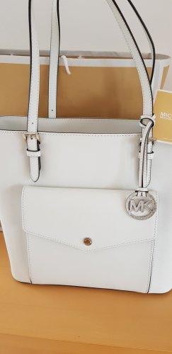 Shopper, Handtasche, von Michael Kors, in Weiß,  neu
