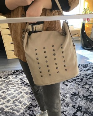 Shopper in beige von H&M