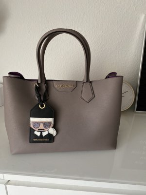 Karl Lagerfeld Shopper multicolore