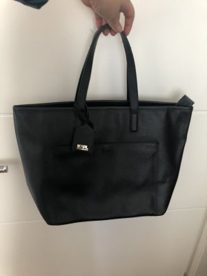 Karl Lagerfeld Shopper black