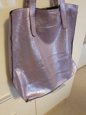 Primark Shopper purple-mauve
