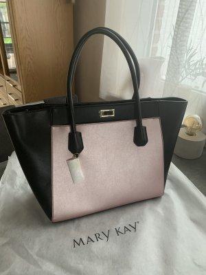 Mary Kay Borsa shopper color oro rosa-nero